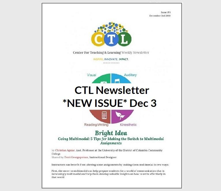 CTL Newsletter Issue #6