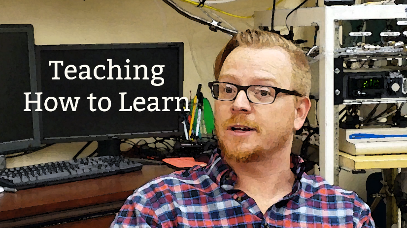 Chris Harmon: Teaching How To Learn