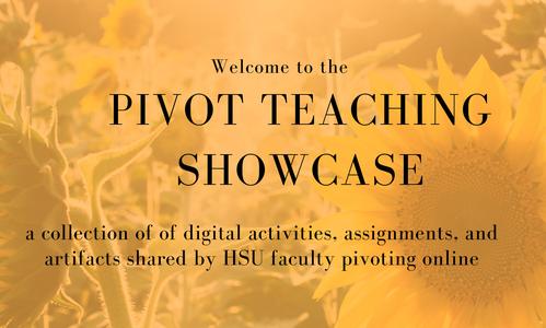 Pivot Teaching Showcase