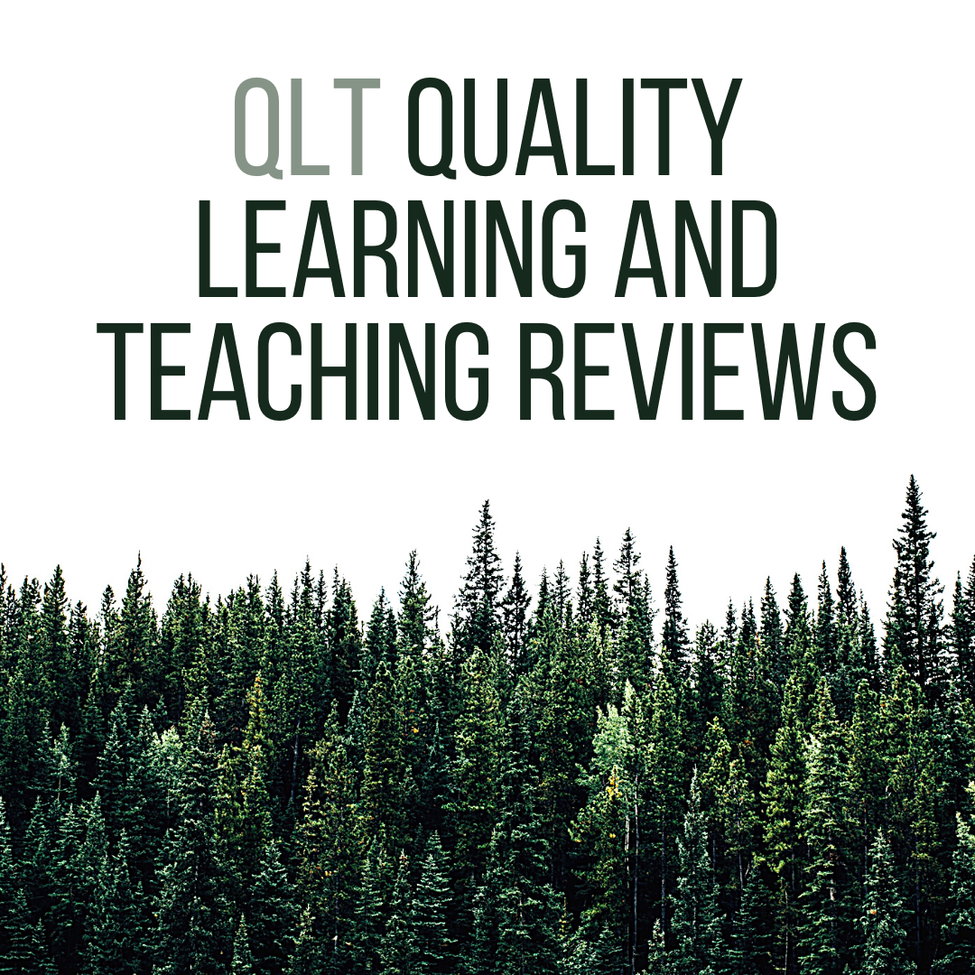 Quality Learning and Teaching Reviews
