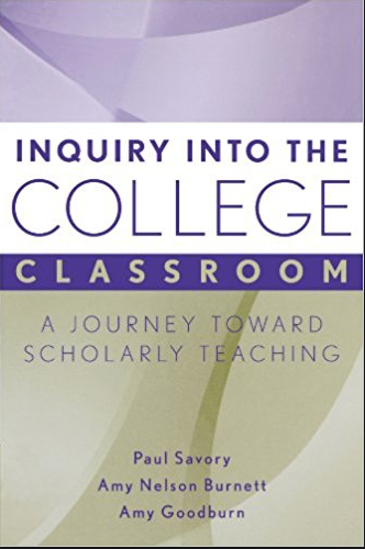 Inquiry into the College Classroom